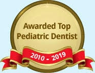 top pediatric dentist award