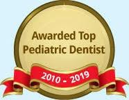 top pediatric dentist award